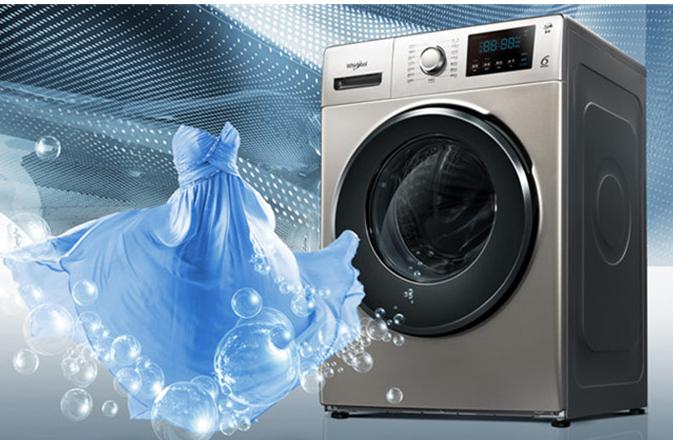 洗涤时,脱水桶跟转。